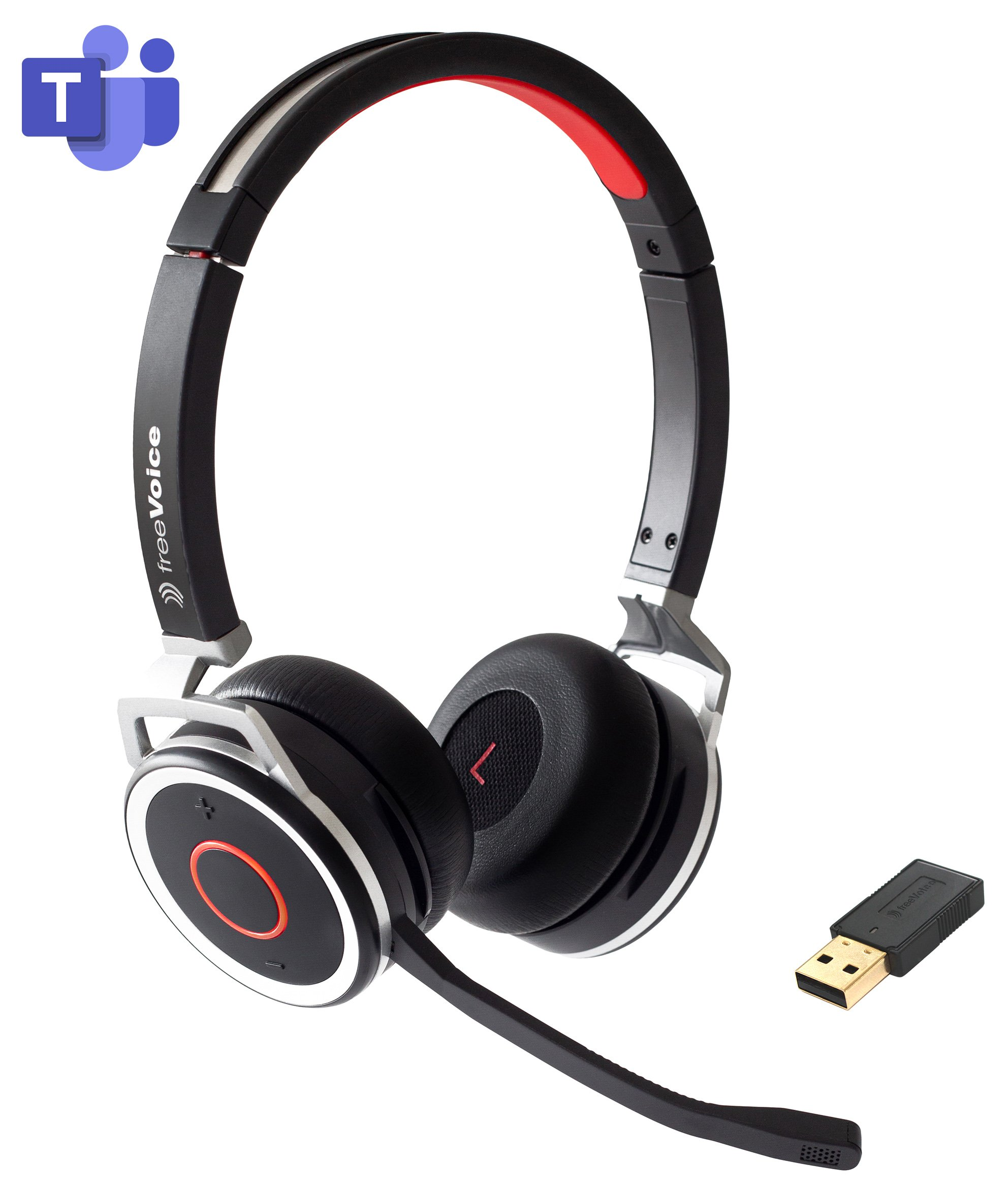 freeVoice Space Stereo NC (Bluetooth, USB-A)